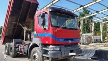 ciężarówka wywrotka Renault