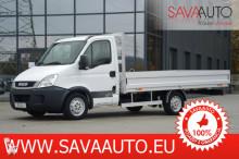 ciężarówka platforma burtowa Iveco