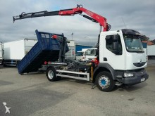 camion porte containers Renault