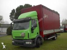 camion système bâchage coulissant Iveco