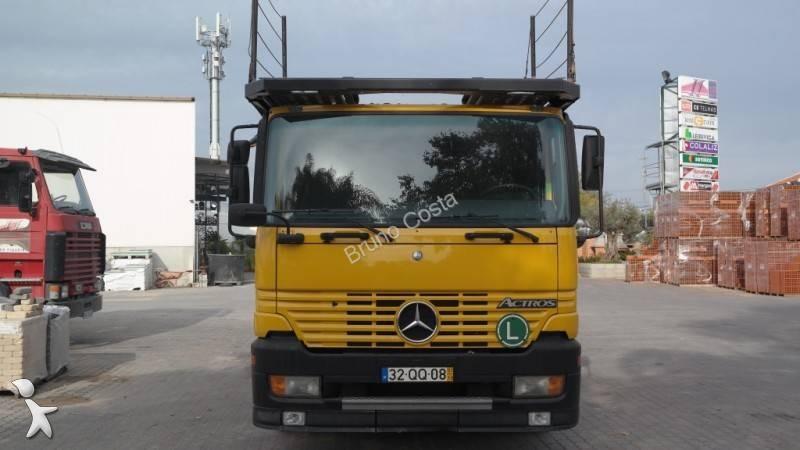 camion porte voitures portugal 2 annonces de camion porte voitures portugal occasion. Black Bedroom Furniture Sets. Home Design Ideas
