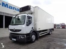 camion frigo trasporto carne Renault