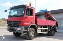 ciężarówka platforma standardowa Mercedes