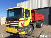 camion Scania 124 400 6x2 - Manual - Tipper