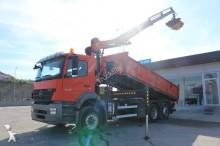 camion Mercedes Axor 2528