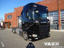 camión Scania S580 6x2 NEW Chassis topline