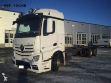 camion Mercedes ACTROS 2551 - SOON EXPECTED - 6X2 CHASSIS