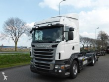 camion Scania R400 HIGHLINE