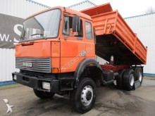 camion Iveco Turbostar 260-34 AHW , 6x6 , V8 ,