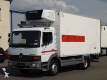 camion Mercedes Atego 1218*Carrier Supra 750/4 Rohrbahnen*Analog
