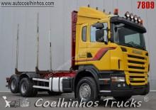 camión maderero Scania
