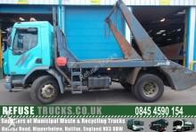 used skip truck
