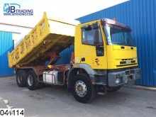 camion Iveco 260E34 6x4, Manual, Steel suspension, Naafreduct