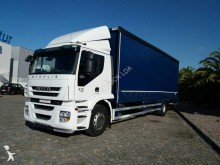 camion cassone centinato alla francese Iveco