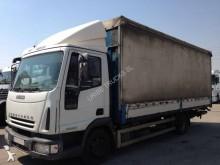 camión lona corredera (tautliner) sistema de lona corrediza usado