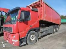 camion Volvo FM12-380-LENKACHSE-GETREIDEGEB