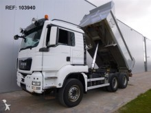 camión MAN TGS26.540 FULL STEEL HUB REDUCTION EURO 5