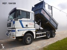 camion MAN TGA28.480 MANUAL FULL STEEL HUBREDUCTION