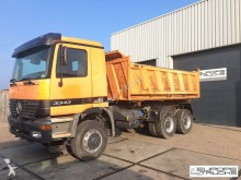 camión Mercedes Actros 3343 K 6x6 - Full Steel - Manual - Airco