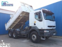 camión Renault Kerax 420 6x4, Manual, Airco, Steel suspension,