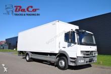 camión Mercedes Atego 1222 + BOX - MANUAL - LBW - EURO 5