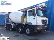 camion MAN FE 360 8x4, Liebherr 8 M3 Theam TS 14 mtr, Beton