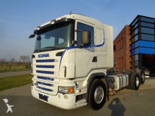 camion Scania R480 CR19 / Chassis / Manual / 6x2