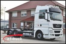 camion MAN TGX 26.480 6x2, XXL, ZF-Intarder,