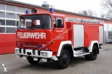 camión bomberos Magirus-Deutz