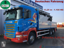 kamion Scania R400 Tirre Euro 191L 9m=1,7t. 7m Ladefl. 1.Hand
