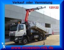 camion DAF DAF 3 Achs Kipper Kran Palfinger PK 34002, Weni