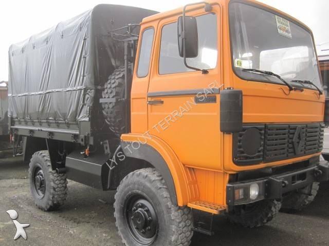 camion renault militaire trm 2000 4x4 gazoil euro 0 occasion n 1964192. Black Bedroom Furniture Sets. Home Design Ideas