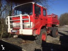 camión camión cisterna incendios forestales usado