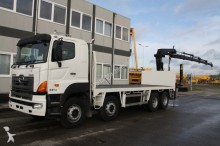 camion polybenne Hino