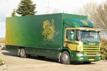 camión Scania 94D/220 !!BLOEMEN!!KOELWAGEN!!