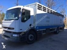 camion bétaillère bovins Renault