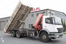 ciężarówka Mercedes Axor