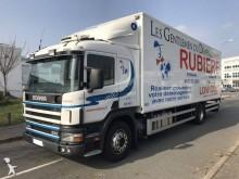 camion fourgon déménagement Scania