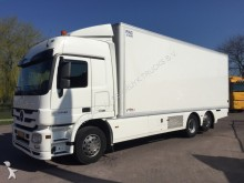 camion Mercedes Actros 2541 with Chereau