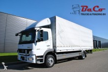 camion Mercedes Atego 1222 - MANUAL - LBW - EURO 5