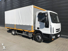 Iveco beverage delivery box truck