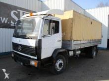 camion Mercedes 1314 Ecoliner , Spring Suspension