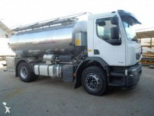 used food tanker truck