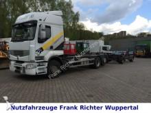 camión Renault Premium,DXI 450, Klima, D-Fzg, 1.Hand, TÜV neu.