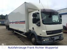 camión DAF LF45/220grünePl.LBW, Gr.Haus ,1Hd,dt.Fzg.
