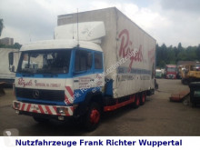 ciężarówka Mercedes 1324, wenigKM, hydr.Rampe,z.B.fürGabelstap,1