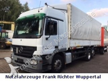 camion Mercedes Actros 2541,EUR5, anal.Tacho org.659Tkm