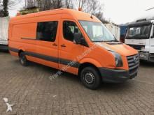 camión Volkswagen Crafter,Maxi,1Hd,D-Fzg,AHK3,5t