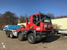 camion Iveco 410EH,8x4,Euro5,1Hd,D-Fzg.Moto