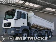 camión MAN TGS 41.400 M 8X4 Manual 3-Seiten Big-Axle Steels